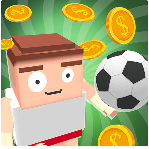 Mr. Kicker - Perfect Kick Soccer Game Icon