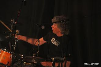 Photo: Henk Versteegen, drums
