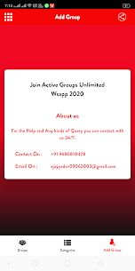 Join Active Groups Unlimited Wsapp 2020 4