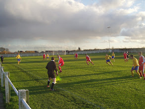 Photo: 18/11/06 v Darwen (NWCL Division 2) 2-2 - contributed by Mike Latham