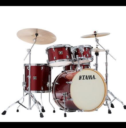 Tama Superstar Classic - CK50RS-DRP- Dark Red Sparkle