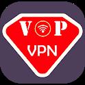 VOP HOT Pro VPN Super - Fast & Worldwide Proxy VPN icon