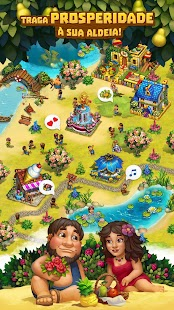 The Tribez: Build a Village Screenshot