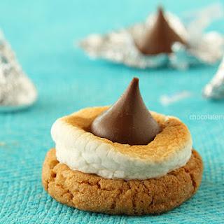 Smores Blossom Cookies.