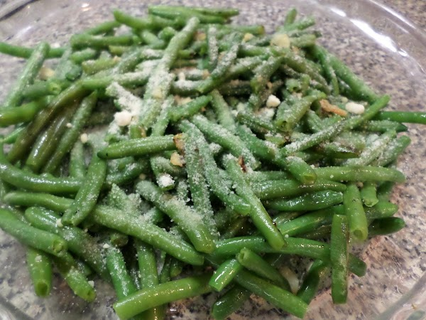 Green Beans W/truffle Oil Recipe
