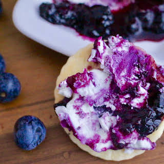 Blueberry Goat Cheese Recipes.