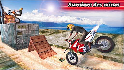 Bicyclette Cascade Des trucs Mau00eetriser - TKN Jeux  captures d'u00e9cran 2