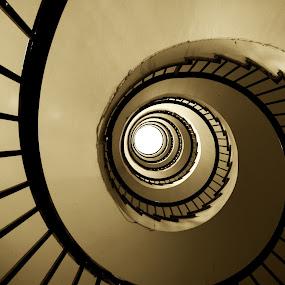 The vortex by Marco Virgone - Buildings & Architecture Other Interior ( vortex, spiral )