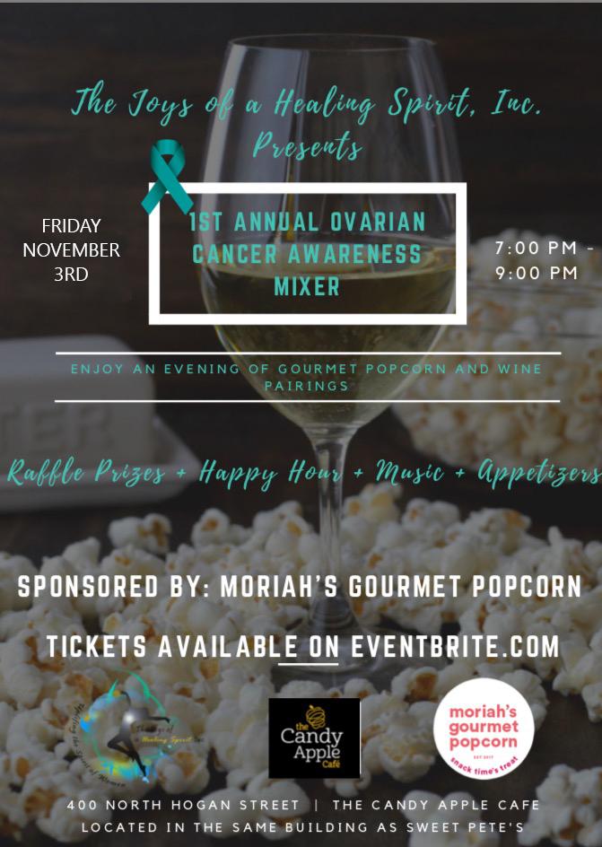 ovarian cancer mixer