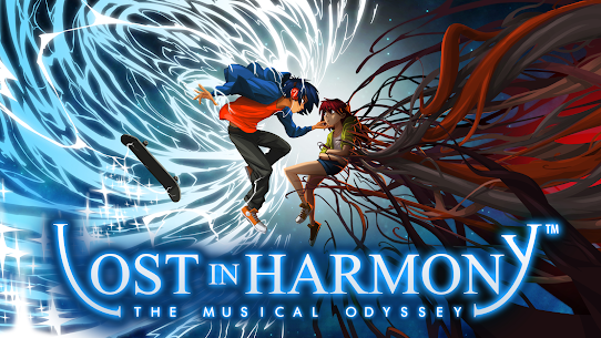 Lost in Harmony 1