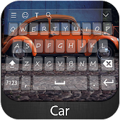 Car Keyboard Theme