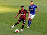 Ex-Club Bruggespeler in topvorm bij Bournemouth: in de afgelopen 10 wedstrijden betrokken bij 13 doelpunten