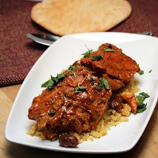 Spicy Harissa Chicken Tagine