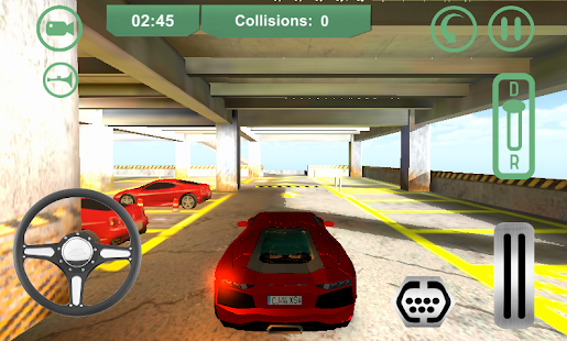 Car Parking 2018 PRO Screenshot