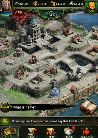 Clash of Kings 1.1.2 screenshot 7151
