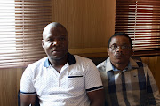 Marcus Mulaudzi (left) and Samuel Nndwambi (right) were sentenced to life imprisonment for murder in 2006. They were exonerated in 2016 and 2018, respectively. They are now suing the state for malicious prosecution.