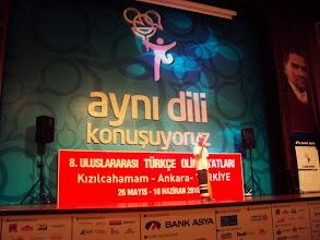 Photo: Turkish Olympiads 2010-Bronze Medalist