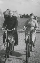 Photo: Links Marchie van Egbert Nijhof en rechts Annie Bosma