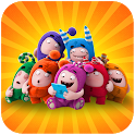 Oddbods Word Search - Online School icon