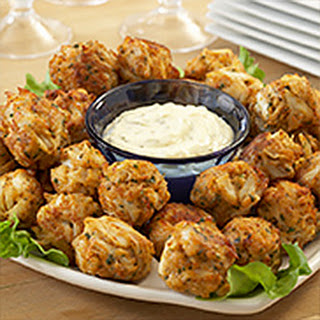 Crab Balls Recipes