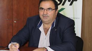 Francisco Iglesias, nuevo vicepresidente regional de CSIF.