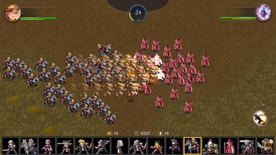 Miragine War Mod Apk (No Ads) 8