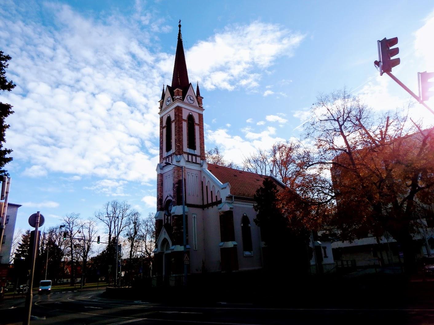 Zalaegerszeg - evangélikus templom