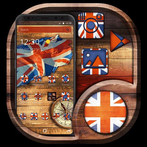 UK Flag Launcher
