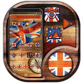 UK Flag Launcher