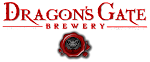 Logo for Dragon's Gate Brewery