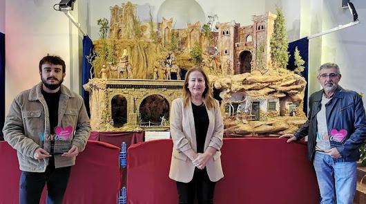 Vera insta a la Junta a hacer del 'Belenismo' Patrimonio Cultural Inmaterial
