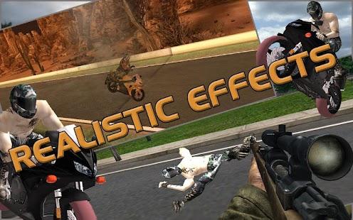 Moto-Racer-Sniper-Attack 2