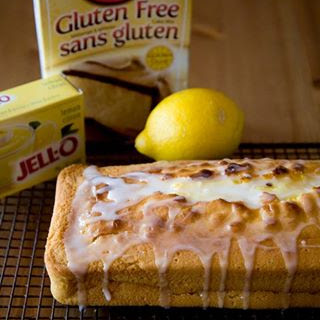 Gluten Free Lemon Loaf