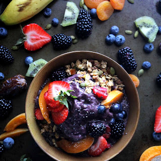 5 Ingredient Acai Bowl Recipe