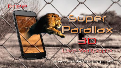 Super Parallax 3D Free LWP