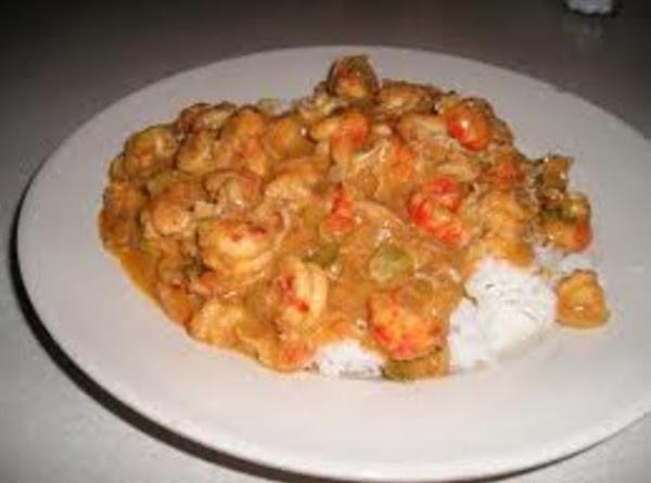 Quick & Easy Crawfish/shrimp Etoufee Recipe