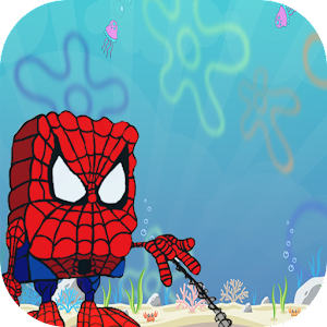 Spider Sponge Run Adventure for PC and MAC