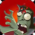 Ninja Girl - Zombie icon