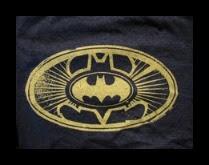 Photo: *Batman Emblem* *knit cotton extra hard to find
