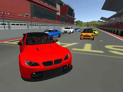 E46 M3 Racing Simulator Games - náhled