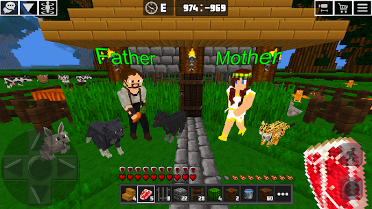 Multicraft with skins export to Minecraft Apk Latest Version Download For Android 9