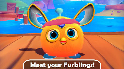 Furby Connect World  captures d'écran 1