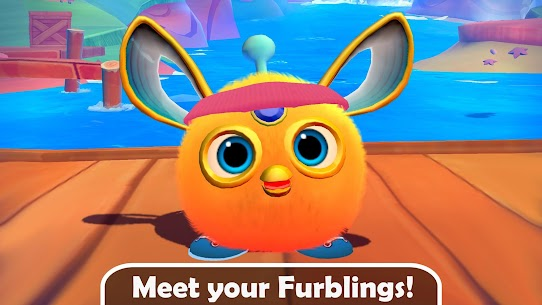 Furby Connect World App Download For Android and iPhone 1