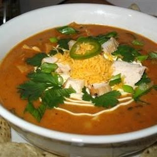 Chicken Enchilada Soup III