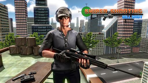 Sniper Shooting Strike - Best Shooter Game 2018 1.1.4 screenshots 2