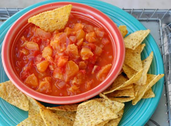 Tangerine Salsa Recipe