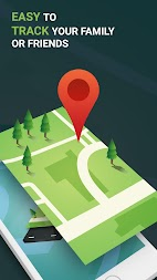 Phone Tracker By Number, Family & Friend Locator APK screenshot thumbnail 1