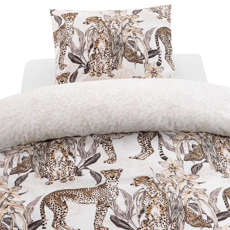 Påslakanset Cheetah 150x210