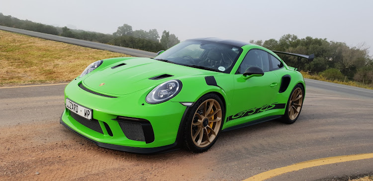 Porsche GT3 RS. Picture: DENIS DROPPA