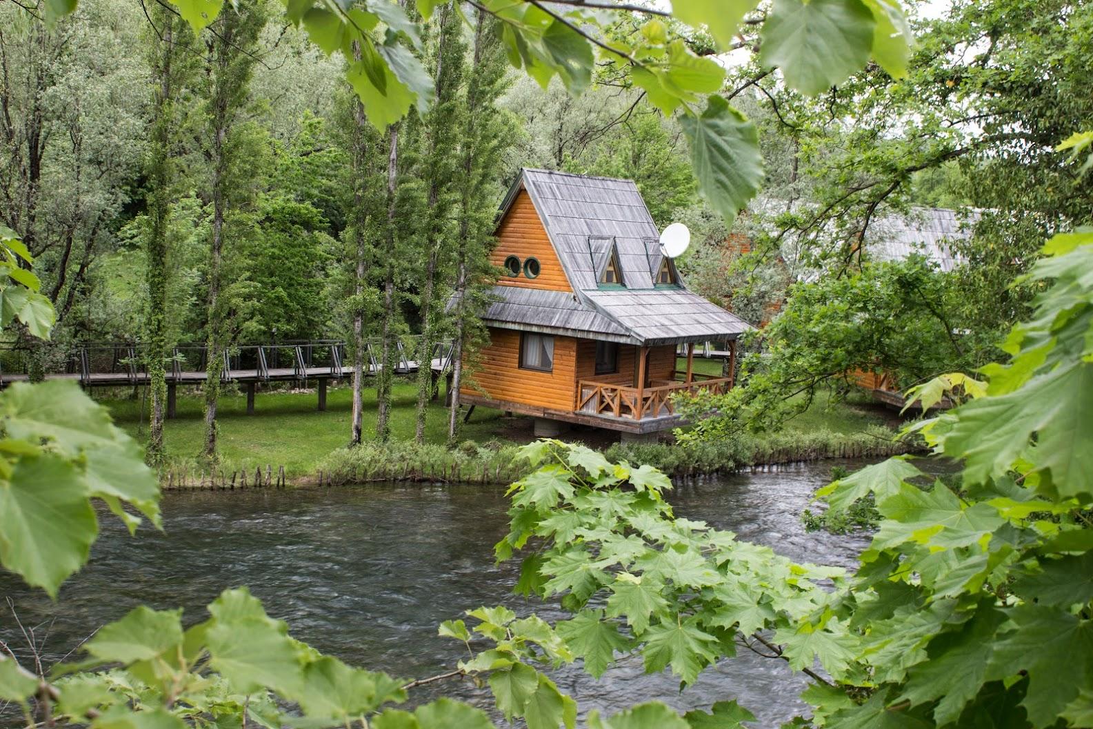 Река Рибник - Босна и Херцеговина - завръщане